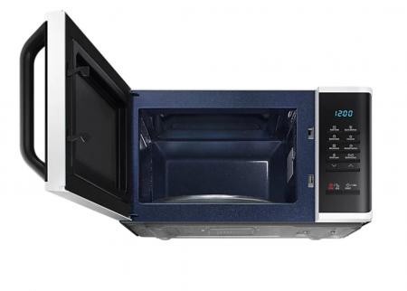Cuptor cu microunde Samsung MS23K3513AW/OL, 23 l, 800 W, Digital, Touch control, Alb [7]