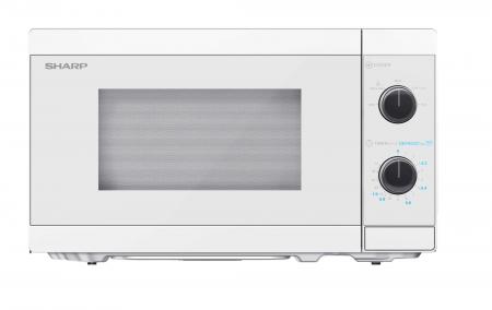 Cuptor cu microunde Sharp YC-MS01E-C, 800 W, 20 L [0]