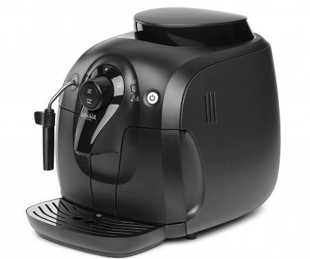Espressor automat Gaggia Besana, 1400W, 15 bar, rasnita ceramica, sistem spumare lapte manual, Negru [1]