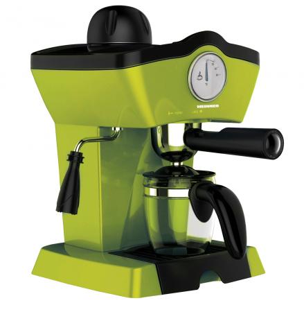 Espressor manual Heinner Charm HEM-200GR, 800W, 250ml, 3.5 bar, Verde [0]