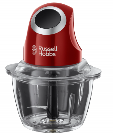 Tocator Russell Hobbs Desire 24660-56, 200 W, vas sticla 0.5 l, Rosu [0]