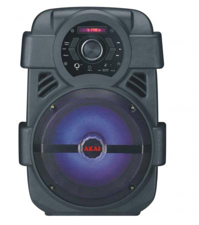 Boxa portabila AKAI ABTS-808L, Bluetooth, Negru [0]