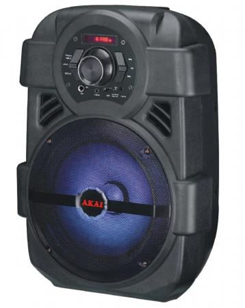 Boxa portabila AKAI ABTS-808L, Bluetooth, Negru [1]