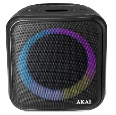 Boxa portabila activa, AKAI ABTS-S6, Bluetooth 5.0 [1]