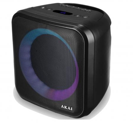 Boxa portabila activa, AKAI ABTS-S6, Bluetooth 5.0 [2]