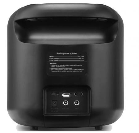 Boxa portabila activa, AKAI ABTS-S6, Bluetooth 5.0 [4]
