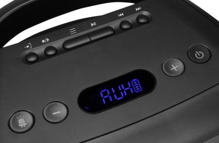Boxa portabila activa, AKAI ABTS-S6, Bluetooth 5.0 [7]