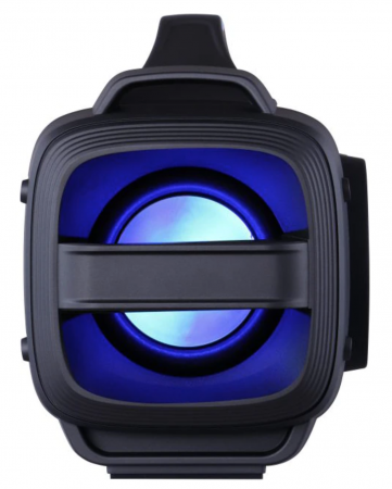 Boxa portabila AKAI ABTS-SH01 cu patru difuzoare super blaster , cu functie Karaoke ,Bluetooth , USB , Aux-in 3.5mm , Baterie reincarcabila [5]