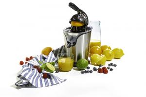 Storcator profesional de citrice CAMRY CR 4006, 500 Wati, Doua prese, Inox10