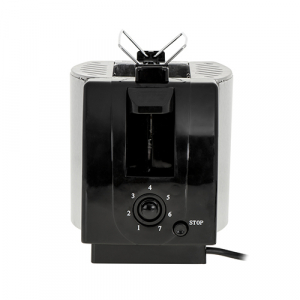 Toaster Adler AD35, 2 felii, 750W, tavita firimituri, buton Stop, negru3