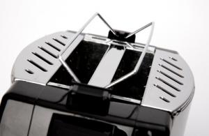Toaster Adler AD35, 2 felii, 750W, tavita firimituri, buton Stop, negru5