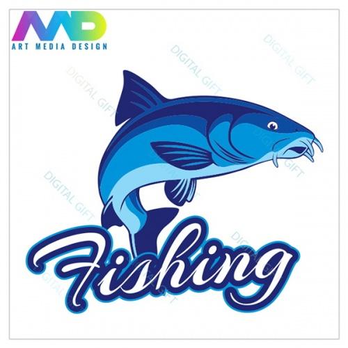 Șapcă unisex - Fishing 1
