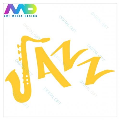 Șapcă unisex - I love jazz 1
