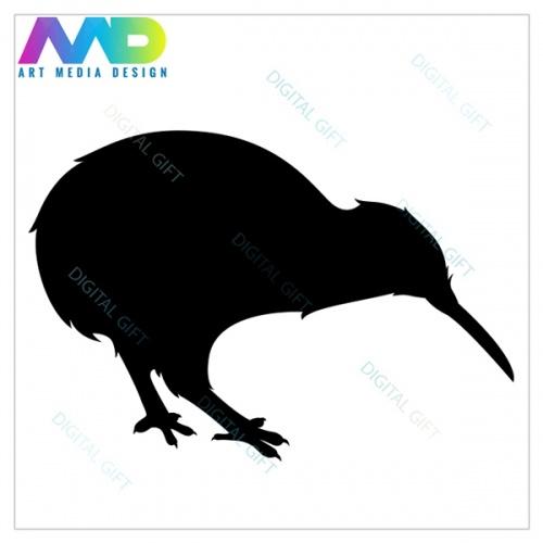 Șapcă unisex - Pasărea kiwi 1