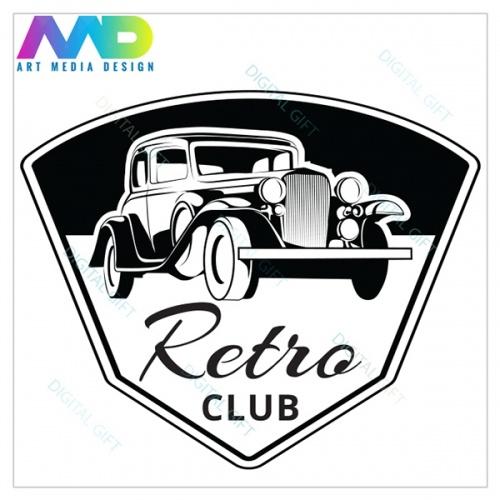 Șapcă unisex - Retro Club 1