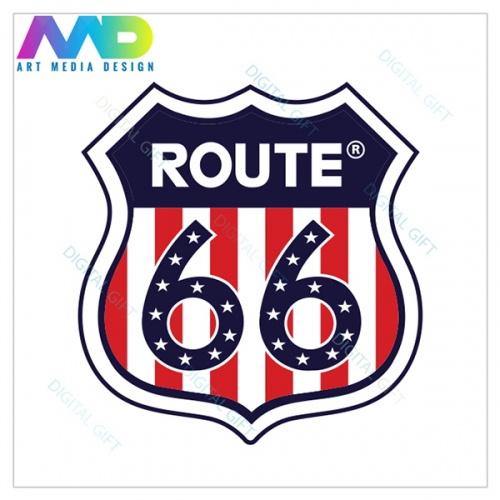 Șapcă unisex - Route 66 1