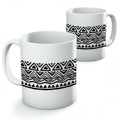 Cană ceramică - Motive etno 02 0