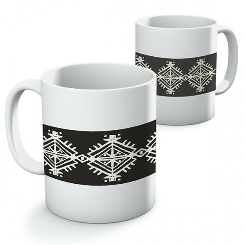 Cană ceramică - Motive etno 15 0