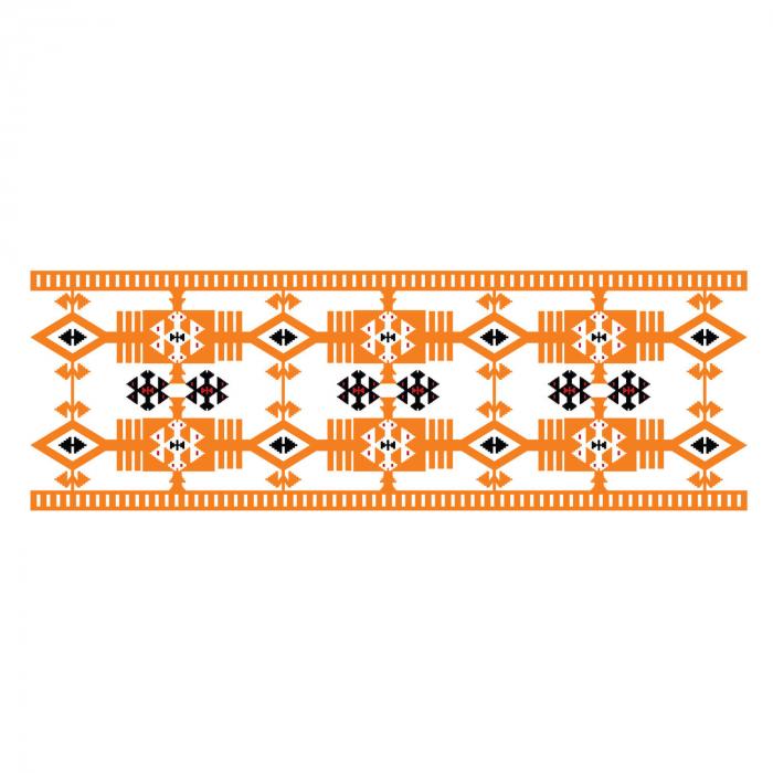 Cană ceramică - Motive tradiționale #019b [1]
