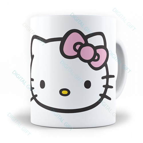 Cană ceramică - Hello Kitty 0