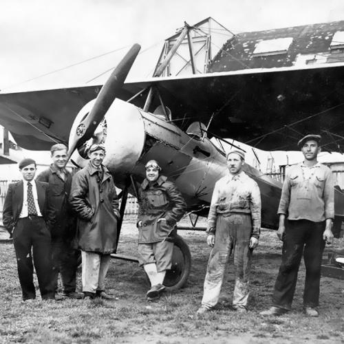 Carte - IAR Brașov. Industria Aeronautică Română 1925-1948 7