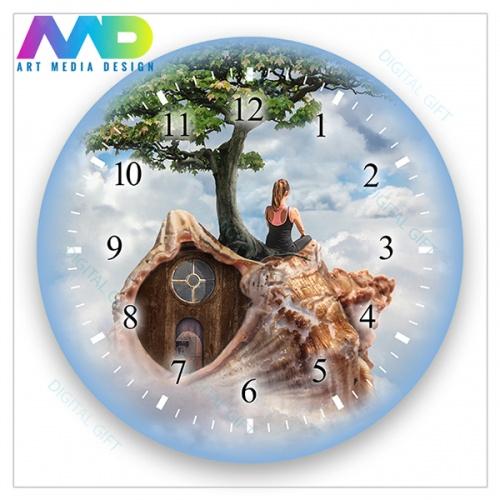 Ceas de perete - În vis 1