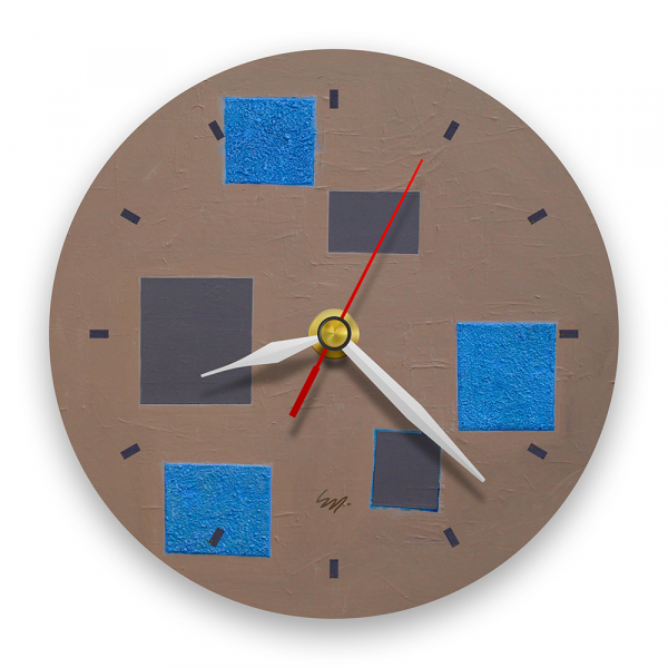 Ceas de perete - Abstract, careuri [0]