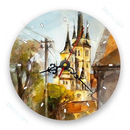 Ceas de perete - Biserica Sf. Nicolae, Brașov 0