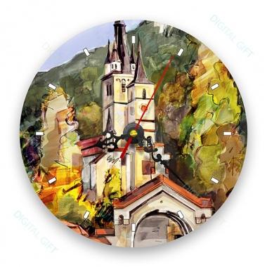 Ceas de perete - Biserica Sf. Nicolae din Schei, Brașov [0]