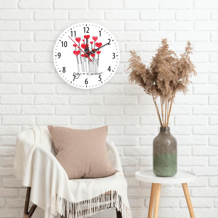Ceas de perete - Culegi ce-ai semănat [1]