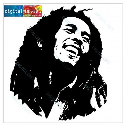 Hanorac bărbați - Bob Marley 1