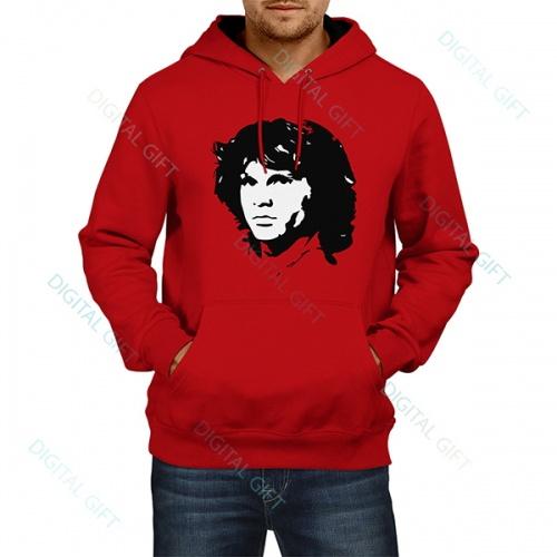 Hanorac unisex - Jim Morrison 0