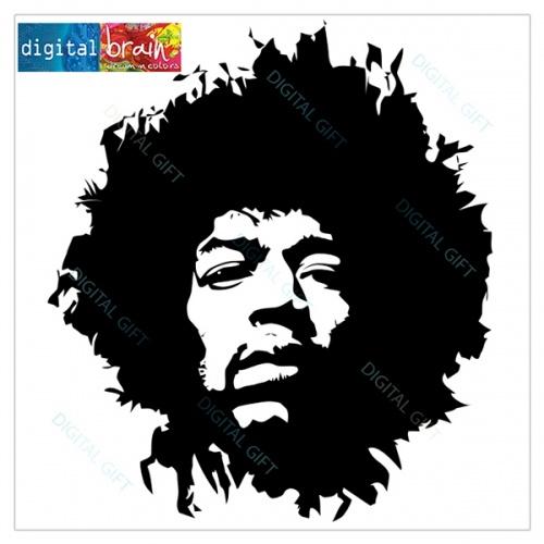 Hanorac unisex - Jimi Hendrix [1]