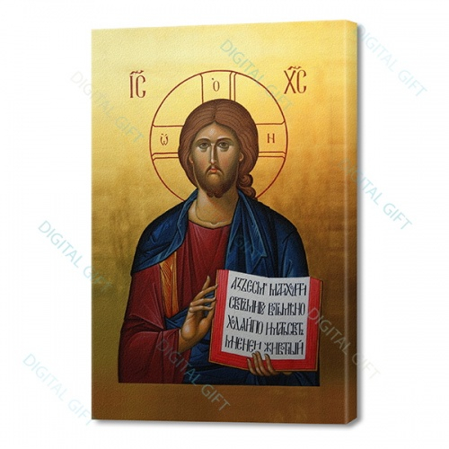 Icoană - Iisus Hristos 0