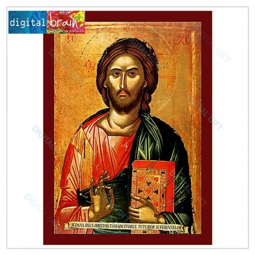 Icoană - Iisus Hristos 1