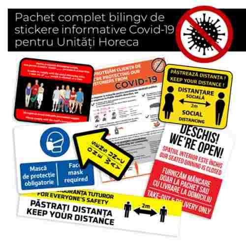 Pachet de informare bilingv pentru unități Horeca [0]