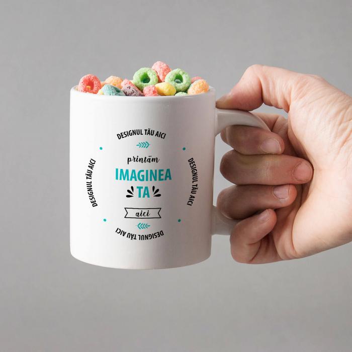 Personalizare cană ceramică 0