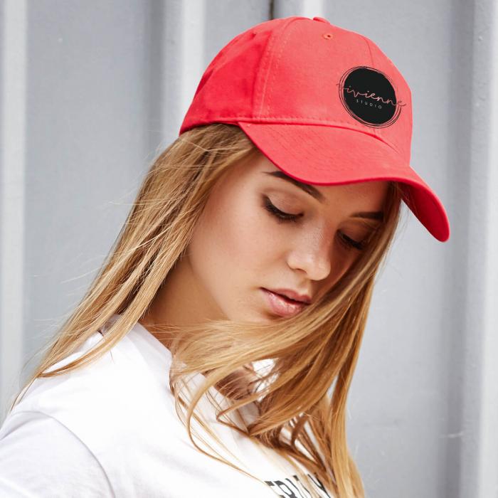 Personalizare șapcă 1