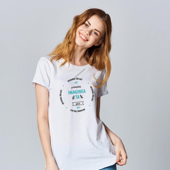 Personalizare tricou dame 0