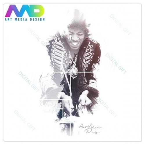 Poster - Jimi Hendrix 1