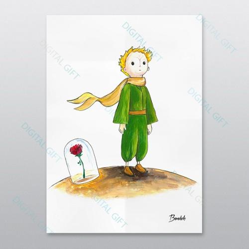 Poster - Micul prinț 06 0