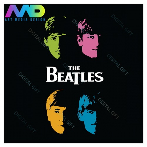 Poster - The Beatles 1