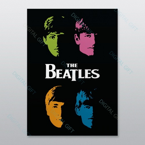 Poster - The Beatles 0
