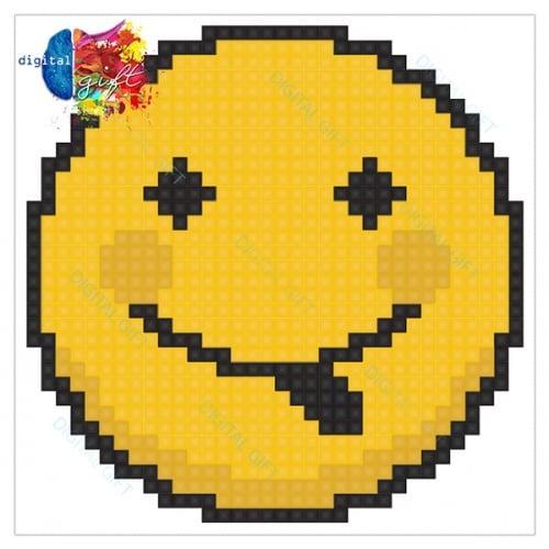Sacoșă clasică - Emoji 01 1