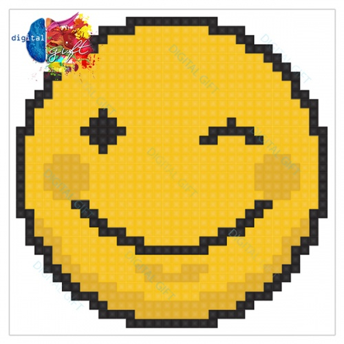 Sacoșă clasică - Emoji 02 1