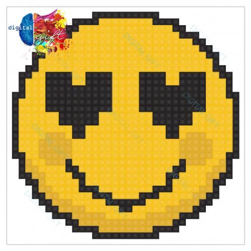 Sacoșă clasică - Emoji 04 1