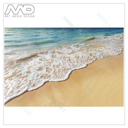 Sticker pentru pardoseală - Ocean 1