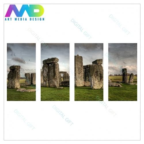 Tablou compus - Stonehenge 1