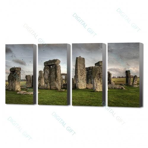 Tablou compus - Stonehenge 0