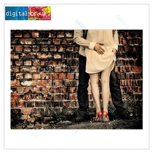 Tablou simplu - Îndrăgostiți 1